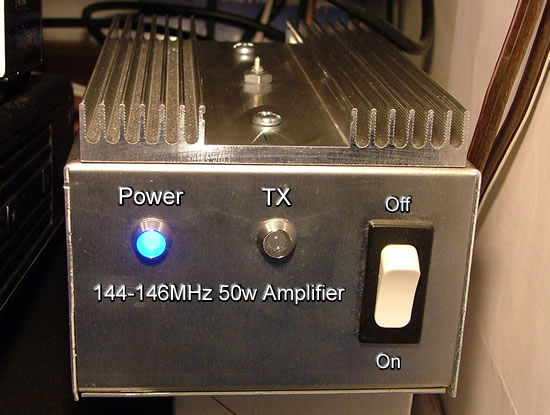 Simple 2m amplifier.