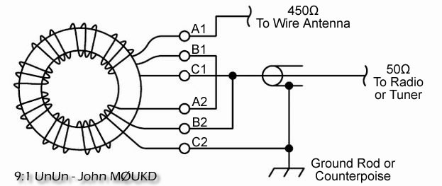 balun schematic with  on Model 962 P S as well Ctcss Dtmf Tone Decoder Encoder Circuit further Pag13 eng furthermore Wiring Diagram For Manitowoc Ice Machine also Rf Mixer Mezcladores De Rf.