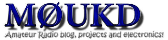 M0UKD - Amateur Radio Blog
