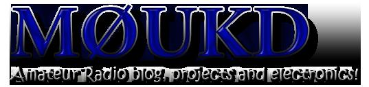M0UKD - Amateur Radio Blog