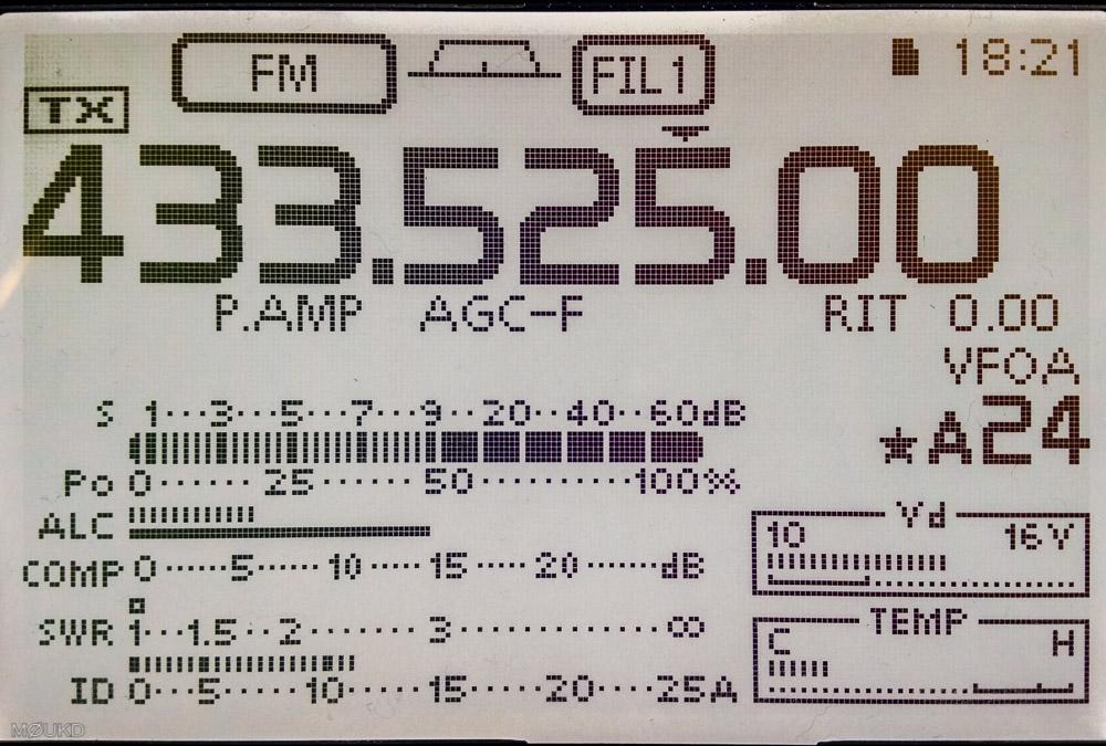 Icom IC-7100 SO-239 to N-Type – M0UKD – Amateur Radio Blog
