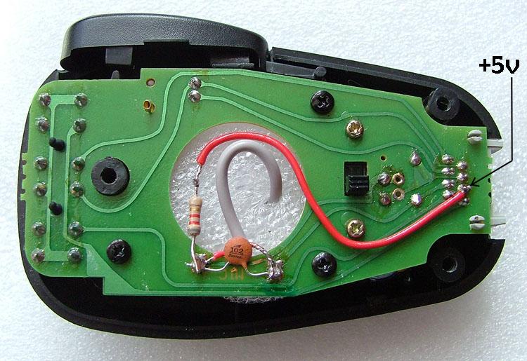 yaesu mh-31 electret condenser mic modification