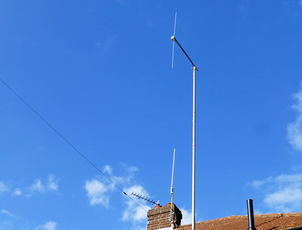 70MHz Dipole