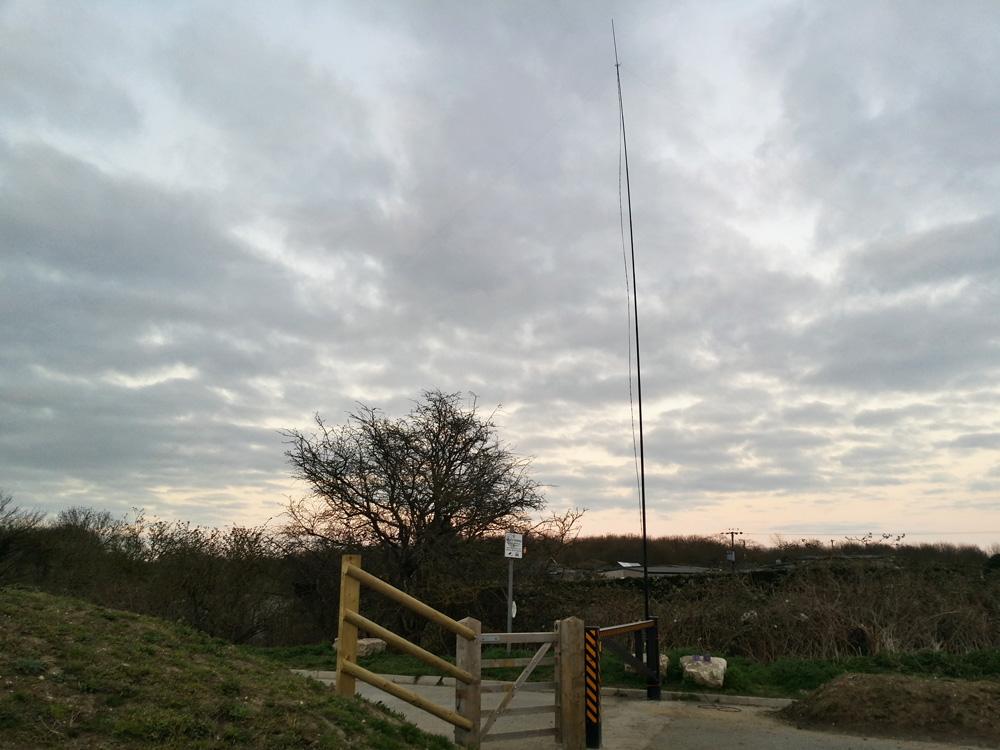 RoPoCo 2015 - Antenna