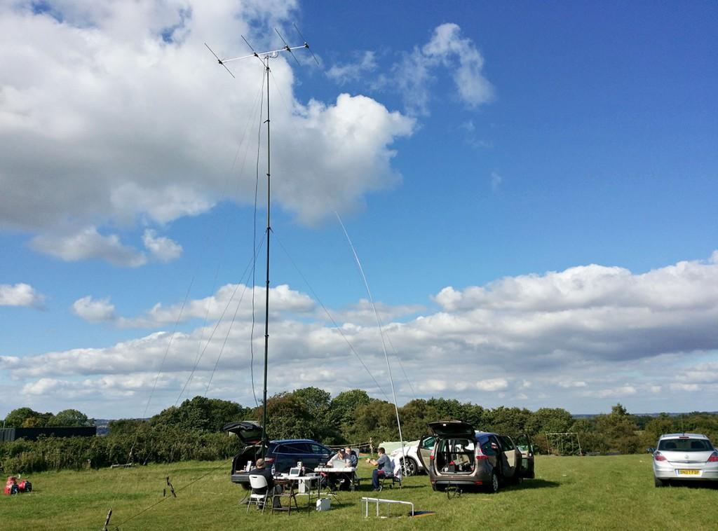 PW 70MHz Contest 2015 at Kelvedon Hatch